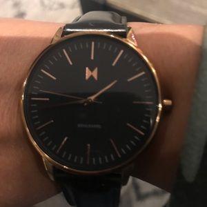 MVMT Rose Gold Watch